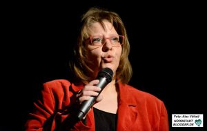 Projektleiterin Ulrike Fischer (dobeq)