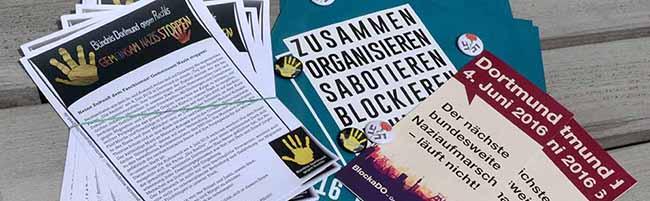"""Neonaziaufmarsch am 4. Juni: Scharfe Kritik an der """"(Nicht-) Informationspolitik"""" der Polizei – Antifa will blockieren"""