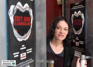 Julie Stearns führt bei der Produktion Regie. Foto: Alex Völkel