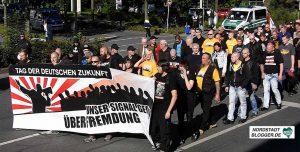 """Am 4. Juni soll der sogenannte """"Tag der deutschen Zukunft"""" in Dortmund stattfinden."""