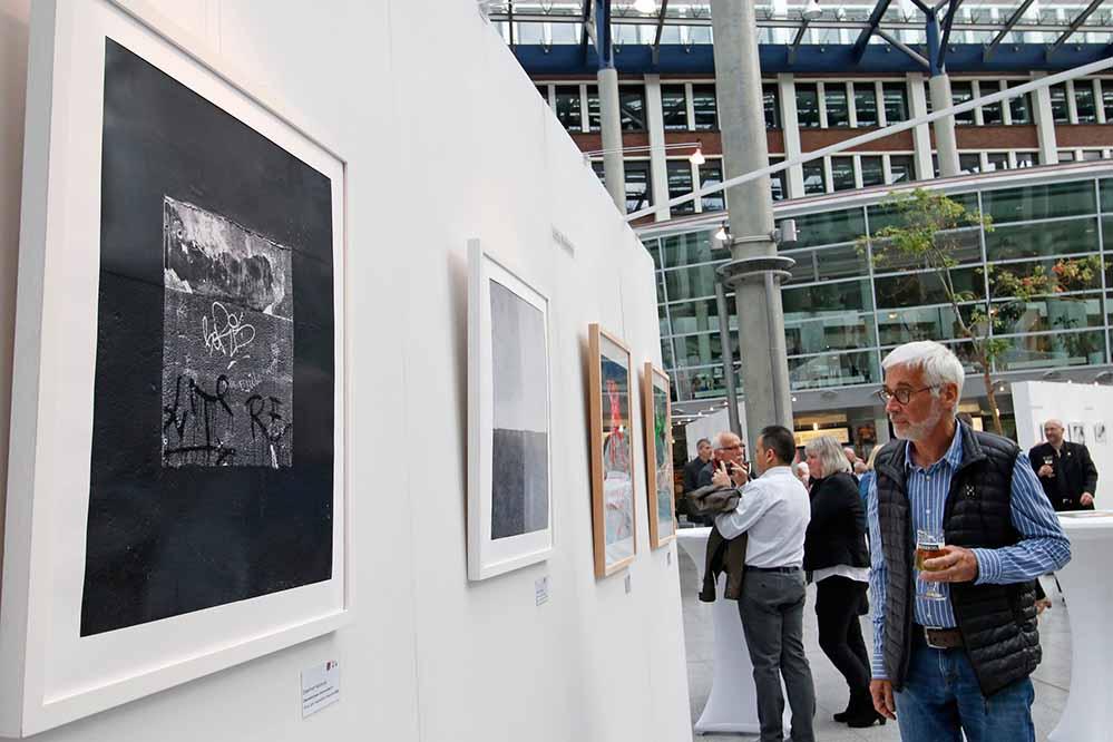 Künstler Dortmund wer kommt in den kunst kalender ausstellung grafik aus dortmund