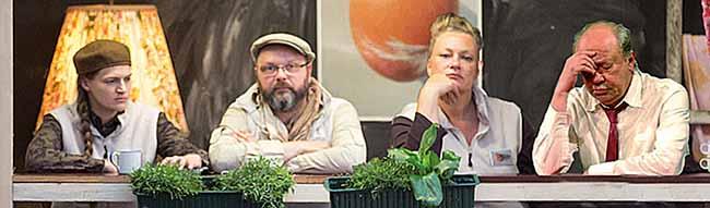 """Nordstadt: """"Sport""""-Premiere im Theater im Depot als Textperformance für alle Freunde und Gegner des Sports"""