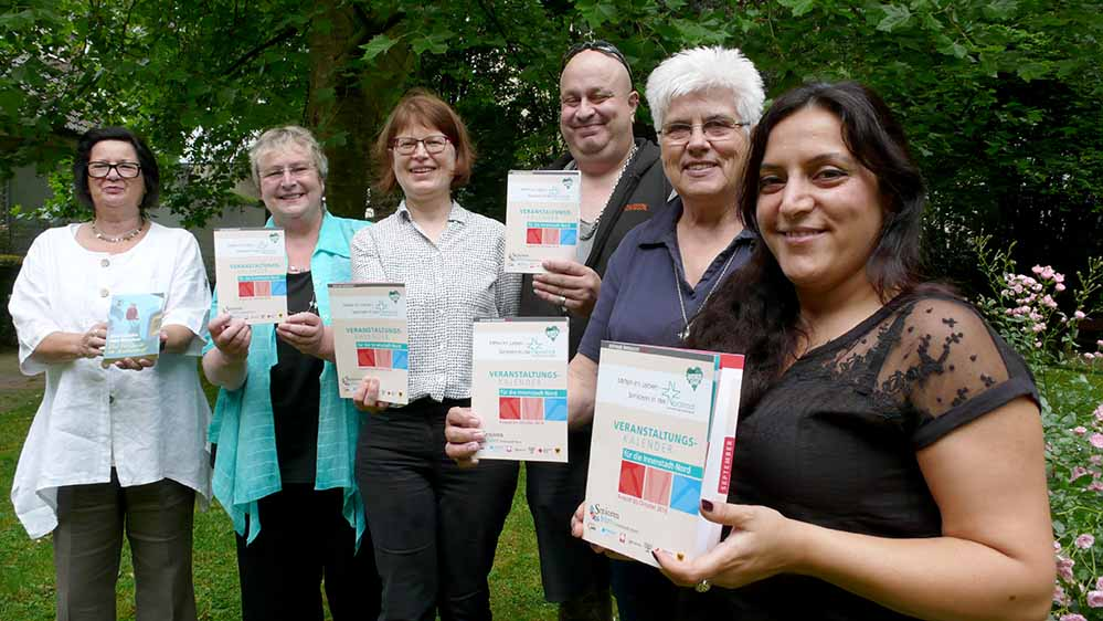 Das Seniorenbüro und Netzwerk haben eine Veranstaltungsbroschüre herausgegeben. Foto: SBIN