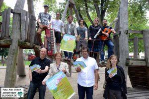 """Zum vierzehnten Mal gibt es die Reihe """"Musik.Kultur.Picknick."""" auf dem Nordmarkt. Foto: Alex Völkel"""