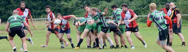 Rugby-Football-Club Dortmund gewinnt League-Turnier im Fredenbaum – Spielerauswahl für Nationalmannschaft