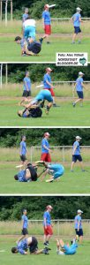 Ultimate Frisbee-Turnier von Torpedo Phoenix Dortmund _Collage 01 - NSB