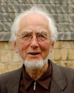 Der streitbare Sozialdemokrat Dr. Erhard Eppler (89) kommt in die Steinwache. Foto: Michael Kramer:Wikipedia