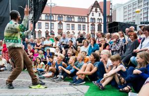Microfestival 2016 in Dortmund. Foto: Bülent Kirschbaum/ Stadt DO