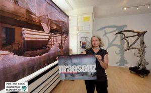 """""""Das Ungleichverhältnis war der Ausgangspunkt für unsere Ausstellung"""", erklärt Sabine Spieckermann."""