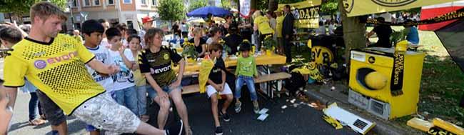 """Zweites  """"Stilleben"""" in Dortmund: Am 27. August heißt es in der Nordstadt wieder """"BORSIG nehmen Sie PLATZ"""""""