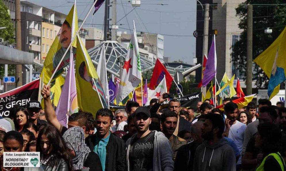 kurdische Demo 13.08.16 Dortmund (4 von 6)