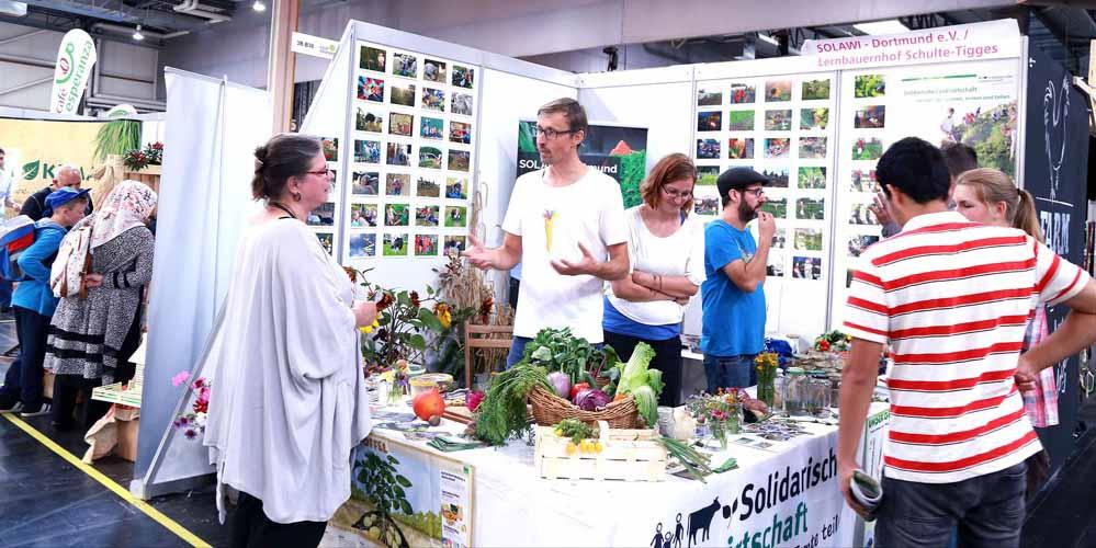 Die Messe erreicht Endverbraucher, aber auch sehr stark Fachbesucher. Foto: Anja Cord/Westfalenhallen