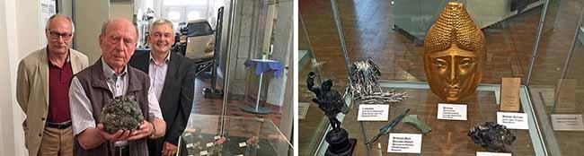Metallgeschichten erzählen im Hoesch-Museum in Dortmund eine Reise aus der Vergangenheit in die Zukunft