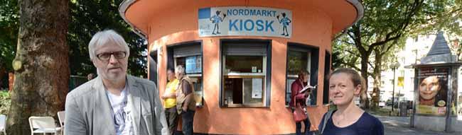 Der Nordmarkt-Kiosk ist ein Unikum: Die Nordstadt-Bude ist die einzige ohne Bier und Kippen im Ruhrgebiet