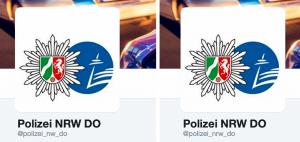 """Statt """"@polizei_nw-do"""" heißt der Account nun """"@polizei_nrw-do""""."""