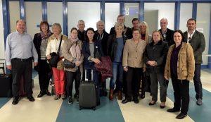 Eine 21-köpfige Dortmunder Delegation war zu Gesprächen in Bulgarien. Fotos: privat