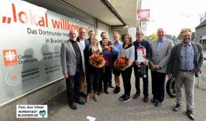 """Die Anlaufstelle des Projekts """"lokal willkommen"""" startet in Brackel. Fotos: Alex Völkel"""