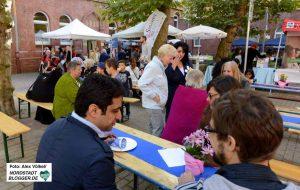 Nachbarschaftsfest im Spähenfelde