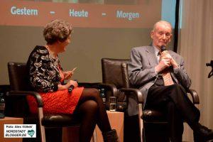 Der inzwischen 91-jährige Rolf Schäfer war  von 1973 bis 1984 SPD-Fraktionsvorsitzender.
