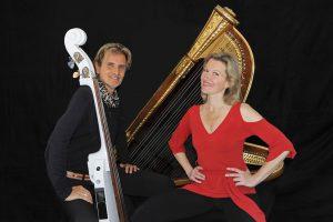 Das Ulla van Daelen Duo wird den musikalischen Reigen für dieses Jahr beschließen. Foto: UvD/Veranstalter