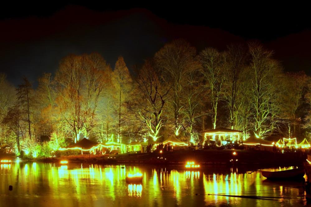Mittelalter Weihnachtsmarkt Dortmund.Fotostrecke Weihnachtsmarkt Im Fredenbaum Ein Mittelalterliches