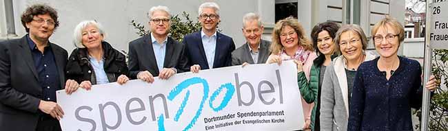 """""""spendobel"""" Dortmund: 3.000 Euro für sechs soziale Projekte"""