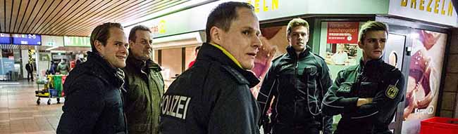 CDU-Abgeordnete Hoffmann und Kanitz auf Nachtschicht in Dortmund: Mehr Personal für die Bundespolizei gefordert