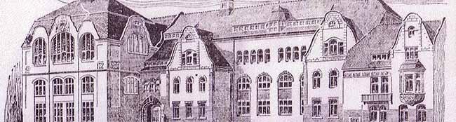 SERIE Nordstadt-Geschichte(n): Die frühen Jahre des Hindenburg-Realgymnasiums (heute Helmholtz-Gymnasium)