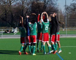Der MSV Dortmund hat das Freundschaftsspiel gegen den SuS Derne am letzten Sonntag mit 5:3 gewonnen.