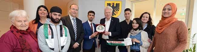 Brückenbauen: Erstmals sind palästinensische Studierende auf Einladung der Auslandsgesellschaft zu Gast in Dortmund