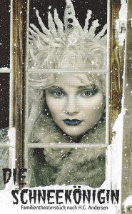 """""""Die Schneekönigin"""" wartet am Samstag, 14. Januar, um 20 Uhr auf möglichst viele BesucherInnen."""