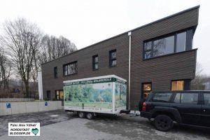 Auch die Mobile Waldschule hat ihren Fest Platz in der pädagogischen Arbeit.