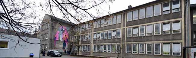 """Abschied vom """"Adlerhaus"""" in Dortmund: Die 2014 zusätzlich eingerichtete Flüchtlingseinrichtung ist geschlossen"""
