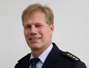 Der Leitende Polizeidirektor (LPD) Ralf Ziegler, Leiter der Direktion Verkehr bei der Polizei Dortmund.