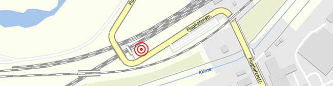 Nächtliche Sprengung eines Fahrkartenautomaten am Bahnhof in Dortmund-Scharnhorst endete für den Täter tödlich