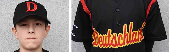 """""""Wanderers"""" haben erneut einen U12-Nationalspieler: Dortmunder fährt zur Baseball-WM in Taiwan"""
