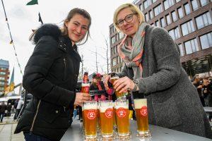 Das Festival der Bierkultur endet am heutigen Montag in Dortmund.