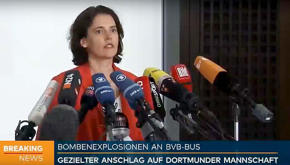 Die Generalbundesanwaltschaft gab erste Details zum Tathintergrund bekannt.(Screenshot)