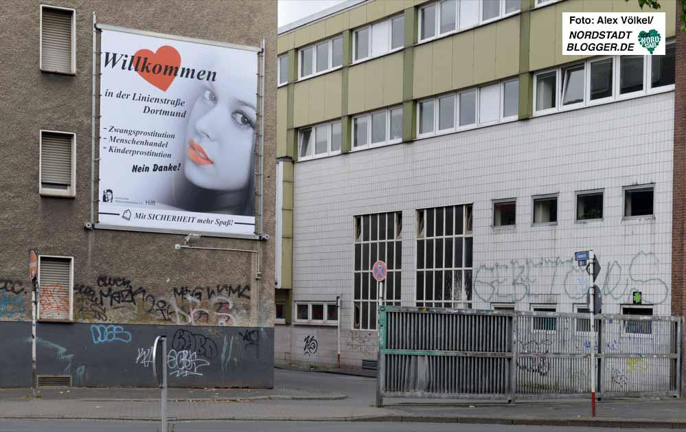 Prostitution in Dortmund: Grüne wollen neues Gesetz und
