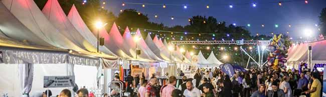 FOTOSTRECKE Das vierwöchige Festi Ramazani auf dem Fredenbaumplatz hat begonnen – 200.000 Gäste erwartet