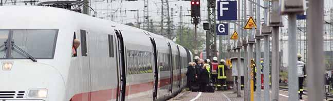 UPDATE: ICE nach Berlin springt im Hauptbahnhof Dortmund aus den Gleisen – Fernverkehr bleibt stark beeinträchtigt