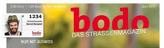 """""""Wildes Ruhrgebiet"""": Das """"bodo""""-Straßenmagazin im Juni"""