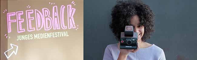 Es gibt FEEDBACK: Jetzt Wettbewerbs-Fotos und -Filme für das Junge Medienfestival in Dortmund einreichen