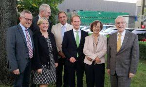 Der geschäftsführende Kreisvorstand der Dortmunder CDU.