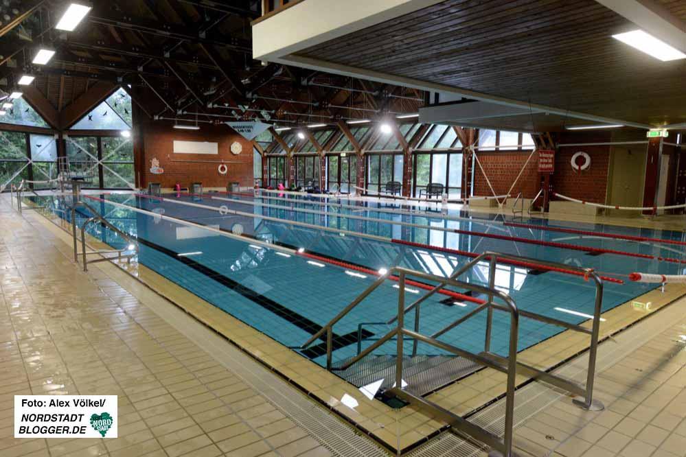 Das Hallenbad in Dorstfeld ist dringend sanierungsbedürftig und soll abgerissen werden.