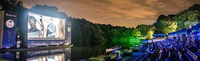 Vorhang auf, Film ab in Dortmund: PSD-Bank-Kino im Westfalenpark bietet wieder Filme unter freiem Himmel
