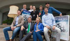 Die Veranstalter freuen sich auf die nächste Auflage des PSD-Bank-Kinos im Westfalenpark. Foto: Lutz Kampert