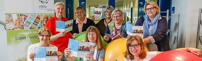 Vielfältiges Angebot: Das Evangelische Bildungswerk in Dortmund stellt sein neues Programm vor