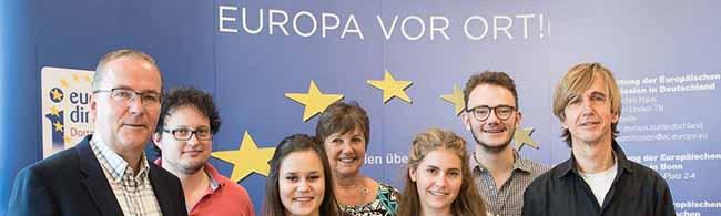 Der Europäische Freiwilligendienst bringt junge Erwachsene zusammen – Partnerstadt Amiens rückt näher an Dortmund