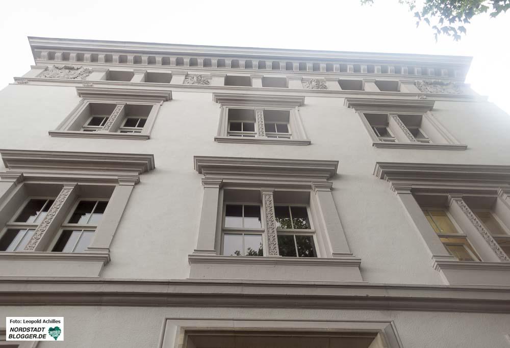 Das Gebäude des Landgerichts in der Kaiserstrasse in Dortmund